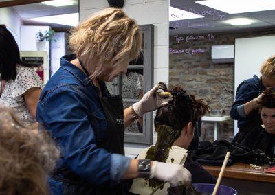 C'est dans l'hair - Photographie - vidéos - Salon de coiffure - Lesneven