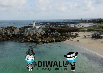 Diwall – Le masque Breton